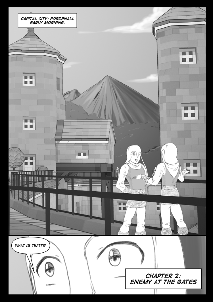 Enemy at the Gates – Pg 1
